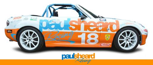 Paul Sheard Racing